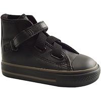 Chaussures Baskets montantes Converse Kids CTAS BUNGEE HI NOIR