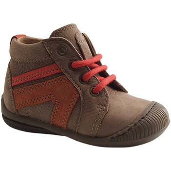 Chaussures Garçon Baskets montantes Aster BADOO GLAISE