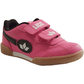 Chaussures Fille Baskets basses Lico BERNIE V ROSE