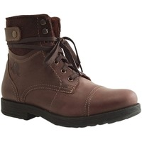 Chaussures Homme Boots Botty Selection Hommes 210035 MARRON