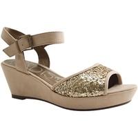 Chaussures Femme Sandales et Nu-pieds Madison ESCALE BEIGE