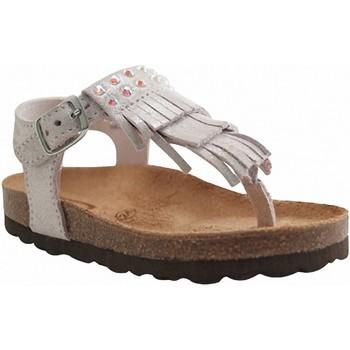 Chaussures Femme Sandales et Nu-pieds Reqin's FARFALE BLANC