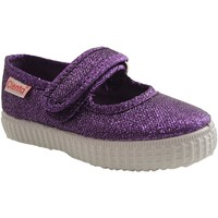 Chaussures Fille Tennis Cienta CHARLES IX 56013 VIOLET
