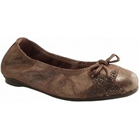 Chaussures Femme Baskets mode Reqin's - VANESSA STRASS - BALLERINE - TAUPE TAUPE