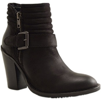 Chaussures Femme Bottines SPM KA13694242 NOIR