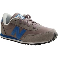 Chaussures Baskets basses New Balance Kids KL410YBY GRIS