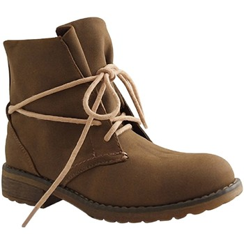 Chaussures Femme Boots Botty Selection Femmes 84104 TAUPE