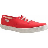 Chaussures Femme Tennis Potomac 291 ROUGE
