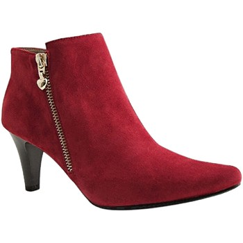 Chaussures Femme Low boots Sweet GLIZOLO ROUGE