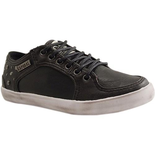 15dee4ddf44c2 Kaporal SAELA NOIR - Chaussures Baskets basses Femme 49,50 €