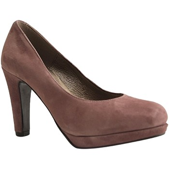 Chaussures Femme Escarpins Reqin's PANTY TAUPE