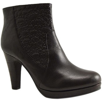 Chaussures Femme Bottines SPM DITAG NOIR