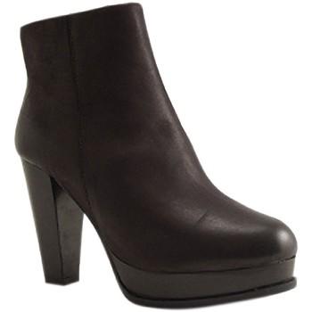 Chaussures Femme Bottines SPM ALBA NOIR