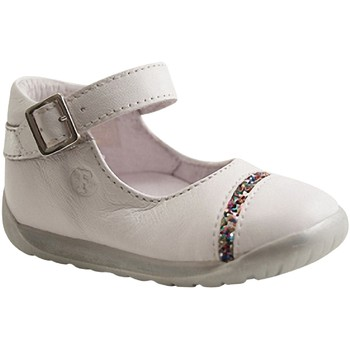 Chaussures Fille Ballerines / babies Naturino FALCOTTO1457 BLANC