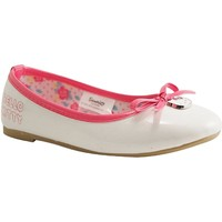 Chaussures Fille Ballerines / babies Botty Selection Kids BALLERINE1227 BLANC