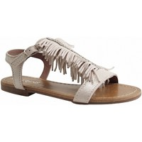 Chaussures Femme Sandales et Nu-pieds Reqin's KYLIE STAR BLANC