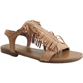Chaussures Femme Sandales et Nu-pieds Reqin's - KYLIE STAR - SANDALE  SALOME - TAUPE TAUPE