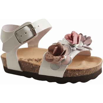 Chaussures Fille Mules Reqin's GOYA BLANC