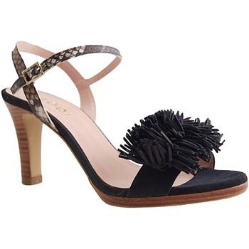 Chaussures Femme Sandales et Nu-pieds Lodi MAMEN BLEU MARINE