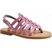 Chaussures Femme Sandales et Nu-pieds Les Spartiates Phoceennes 5 LC ROSE