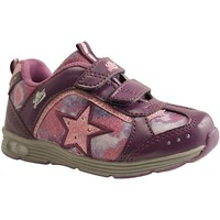 Chaussures Fille Baskets basses Lico CHARISMA LILAS
