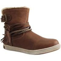 Chaussures Femme Bottes de neige Tom Tailor BOOT1003800 MARRON