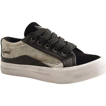 Chaussures Fille Baskets basses Kaporal AMELO NOIR