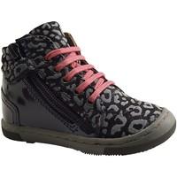 Chaussures Fille Bottines Mod 8 IRENE2 BLEU MARINE