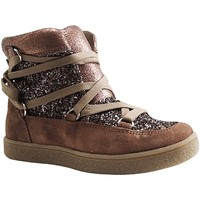 Chaussures Femme Baskets montantes Reqin's MISTERY TAUPE