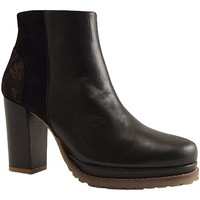 Chaussures Femme Boots Minka LETO NOIR