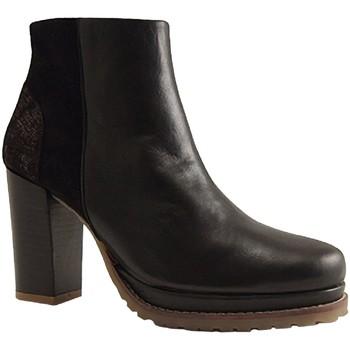 Chaussures Femme Boots Minka - LETO - BOOTS - NOIR NOIR