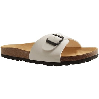 Chaussures Homme Sandales et Nu-pieds Plakton BOHEME BLANC