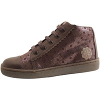 Chaussures Fille Baskets montantes Aster SILVETE GRIS FONCE