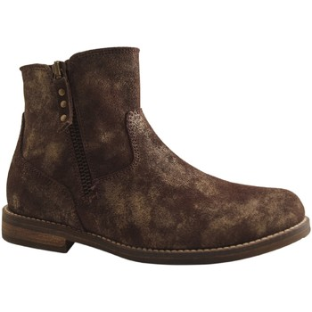 Chaussures Femme Bottines Reqin's - KING AURORE - BOOTS - KAKI KAKI