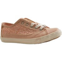Chaussures Fille Baskets basses Mustang 5803 306 ROSE