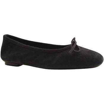 Chaussures Femme Escarpins Reqin's - HARMONY PEAU - BALLERINE - BLEU MARINE BLEU MARINE