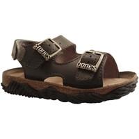 Chaussures Garçon Sandales et Nu-pieds Stones And Bones WHAM ASPHALTE