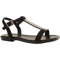 Chaussures Femme Sandales et Nu-pieds Reqin's TILSSI NOIR