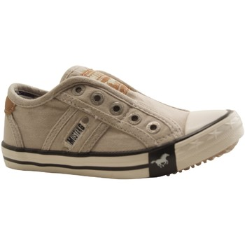 Chaussures Tennis Mustang 5803 405 GRIS CLAIR
