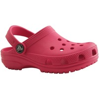 Chaussures Fille Sabots Crocs CLASSIC  K CDY ROSE