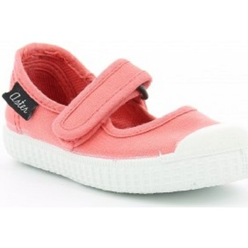Chaussures Fille Tennis Aster MINORK ROSE