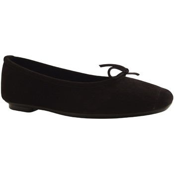 Chaussures Femme Ballerines / babies Reqin's HARMONY PEAU NOIR