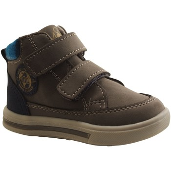 Chaussures Garçon Baskets montantes Mod'8 SOURACRO KAKI