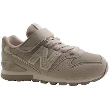 Chaussures Fille Baskets basses New Balance Kids KV996GUY GRIS CLAIR