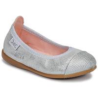 Chaussures Fille Ballerines / babies Citrouille et Compagnie JARAMIL Argenté