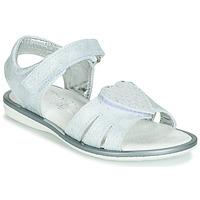 Chaussures Fille Sandales et Nu-pieds Citrouille et Compagnie JAFILOUTE Gris