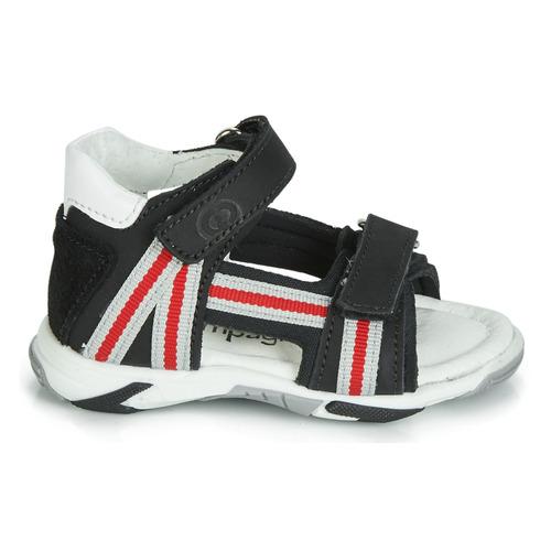 Et Noir Compagnie Jatilette pieds Garçon Citrouille Nu Chaussures Sandales qSVUzMp