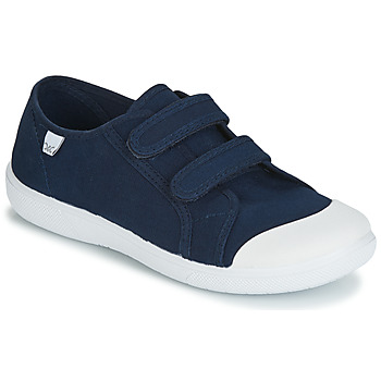 Chaussures Garçon Baskets basses Citrouille et Compagnie GLASSIA Marine