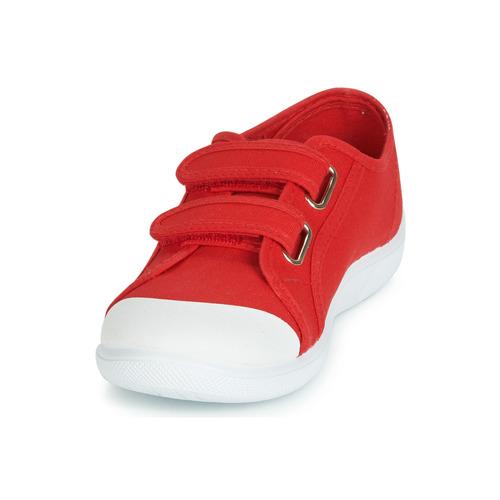 Citrouille Baskets Basses Compagnie Rouge Et Enfant Glassia Chaussures RLq5A34j
