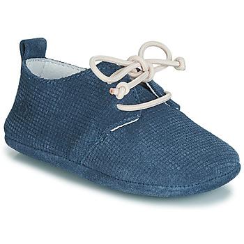 Chaussures Garçon Chaussons Citrouille et Compagnie JATATA Bleu
